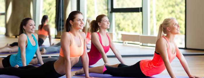 Hatha Yoga Classes is one of สถานที่ที่ Nataly ถูกใจ.