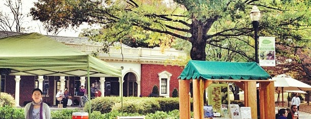 Piedmont Park Green Market is one of Destination: Atlanta.