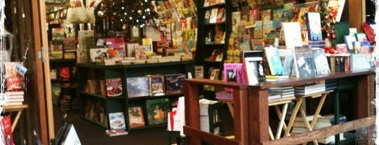 Elizabeth's Bookshop is one of Bookstores - International.