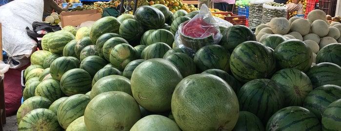 Feria del Agricultor is one of Lugares favoritos de TarkovskyO.
