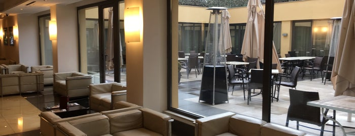 Cardinal Hotel St. Peter is one of Rome - Roma - Rim - Rzym.