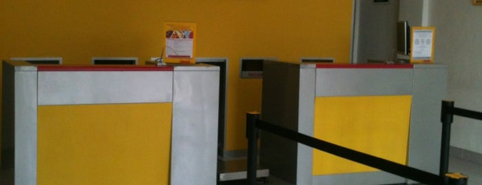 DHL is one of Lugares guardados de Thania.