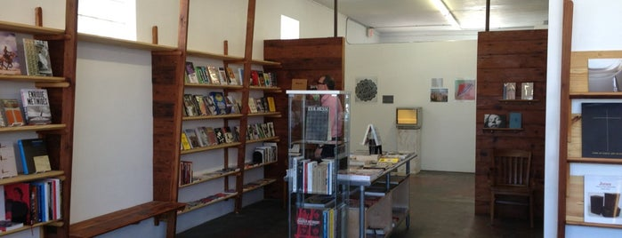 Domy Books is one of Indie East Austin.