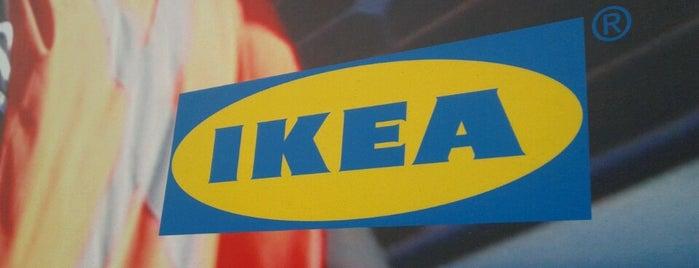 IKEA is one of สถานที่ที่ Janina ถูกใจ.