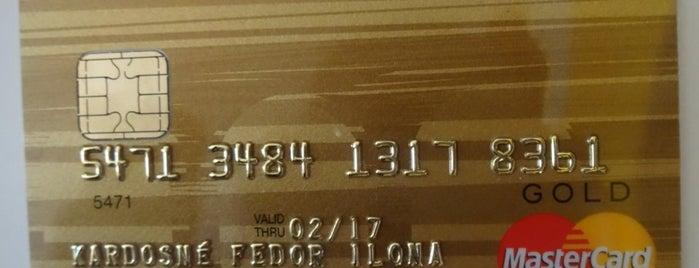 """CIB Bank """"Petrezselyem székház"""" is one of Poén."""