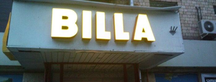 BILLA is one of Марина 님이 좋아한 장소.