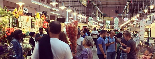 Eastern Market is one of #UberApproved in DC.