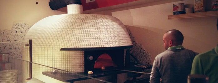 Menomalé Pizza Napoletana is one of Favorite Washington, DC Restaurants.
