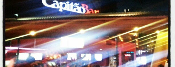 Capitão Bar is one of Fora de BH.