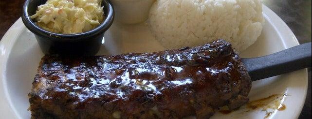 Rub Ribs & BBQ is one of Top resto's in Morato, Timog area..