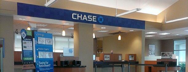 Chase Bank is one of Orte, die Robbie gefallen.