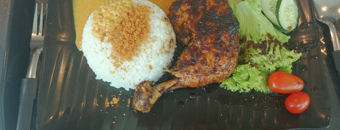 Indonesian Express is one of Micheenli Guide: Nasi Ayam Penyet/Goreng in SG.
