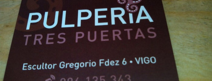 Pulperia Tres Puertas is one of Gonzaloさんのお気に入りスポット.
