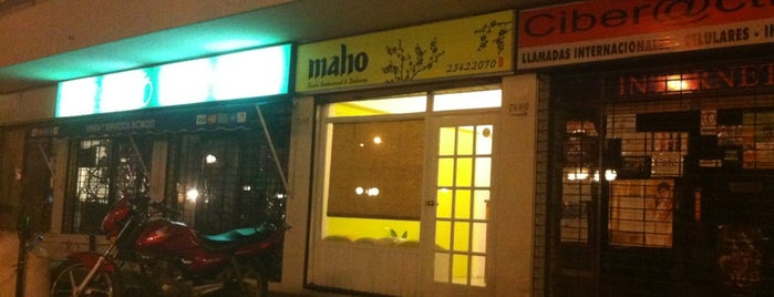 Maho sushi is one of Nicolasさんの保存済みスポット.