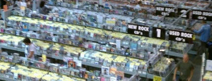 Amoeba Music is one of SoCal Musts.