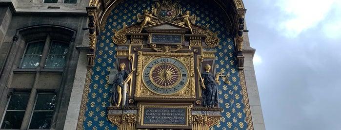 L'Horloge du Palais de la Cité is one of スペイン、フランス.