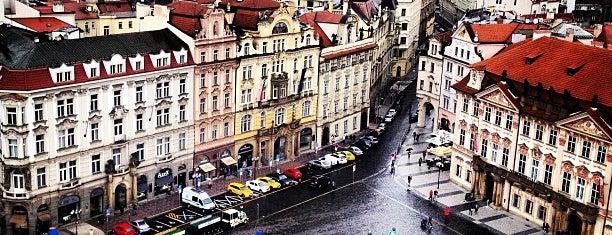 Staroměstské náměstí | Old Town Square is one of Prague.