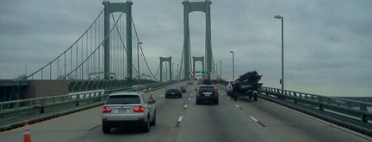 Delaware Memorial Bridge is one of Delaware Fun.