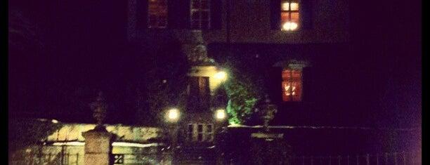 Schloss Schauenstein is one of 3* Star* Restaurants*.