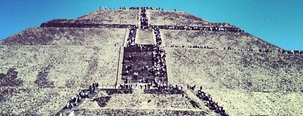 Pirámide del Sol is one of Idos México e Teotihuacan.