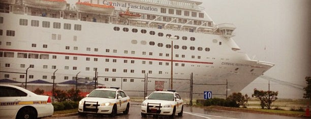 Carnival Cruise, Port of Jacksonville is one of CRUISING.