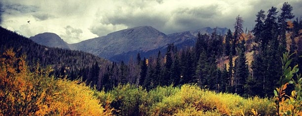 Rocky Mountain National Park is one of July Trip.