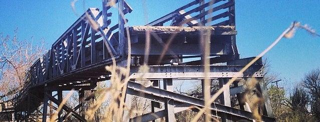 old slaughter bridge is one of Denver.