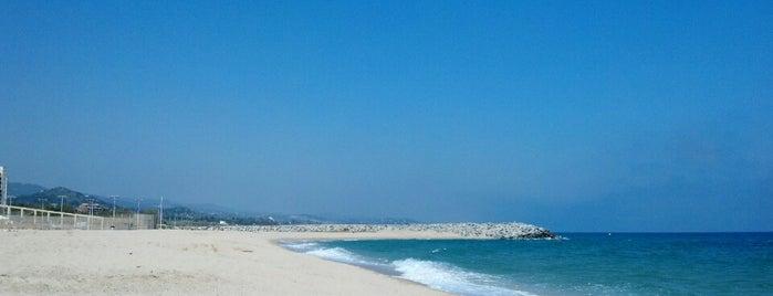 Platja del Varador is one of Playas de España: Cataluña.