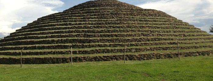 Sitios Arqueológicos en Jalisco