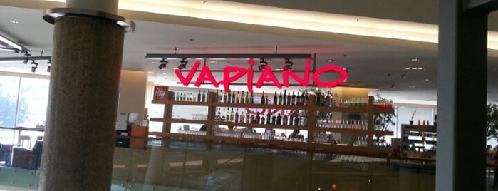 Vapiano is one of Sarajevo - List -.