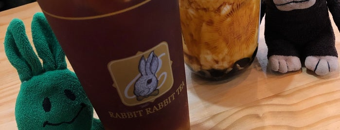 Rabbit Rabbit Tea is one of NYC TO DO.
