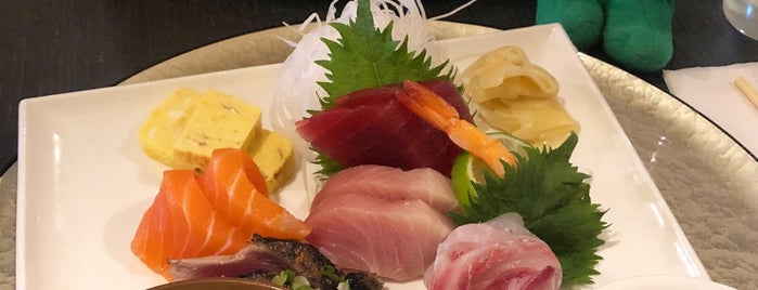 MI-NE SUSHI NY is one of Chow NYC!.