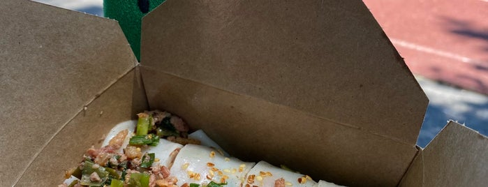 Hak Box is one of NYC (-23rd): RESTAURANTS to try.