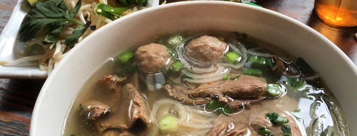 Saigon Shack is one of Trending Now: America's Best Pho.