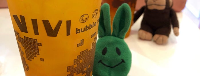 Vivi Bubble Tea is one of 好约会地.