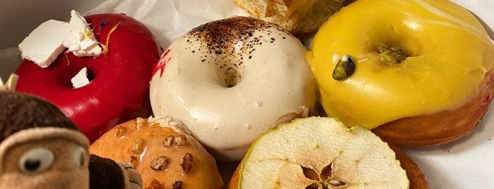 Fan Fan Doughnuts is one of Plans.