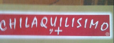 Chilaquilisimo y + is one of Ashanti'nin Beğendiği Mekanlar.