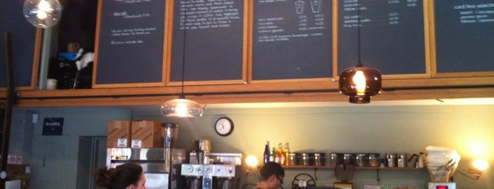 Joe Coffee Company is one of New York best coffee shops: the ultimate list.