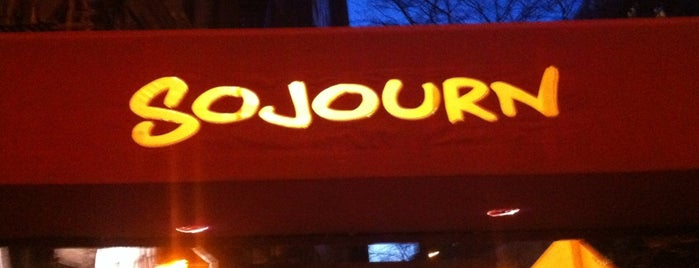 Sojourn is one of UES.