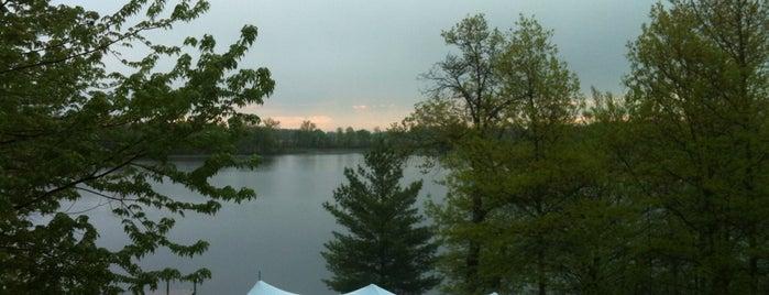 Dayton Lake is one of Indiana.