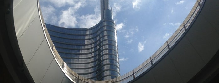 Torre Unicredit is one of Milano.