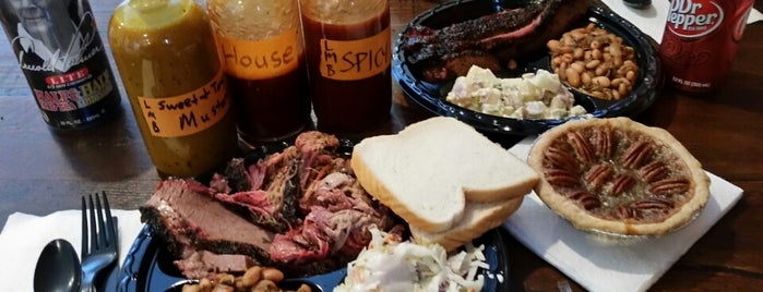 Little Miss BBQ is one of America's Top BBQ Joints.