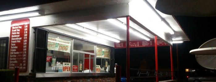 Taco Quickie/Quickie Dog is one of Old Los Angeles Restaurants Part 1.