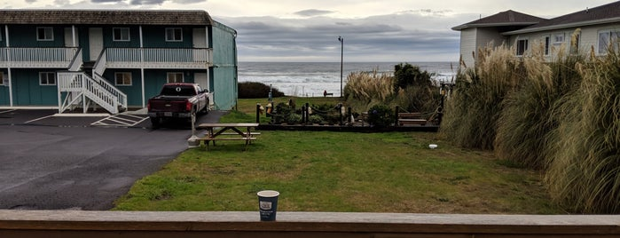 Silver Surf Motel is one of Save this place to a list.