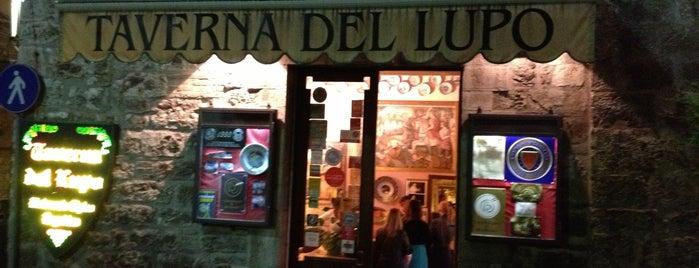 Taverna Del Lupo is one of Yurt Dışı.