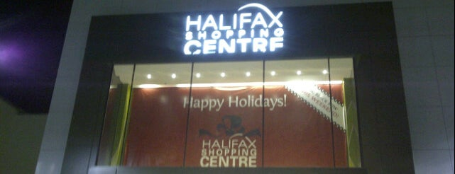 Halifax Shopping Centre is one of Lugares favoritos de Sarah.