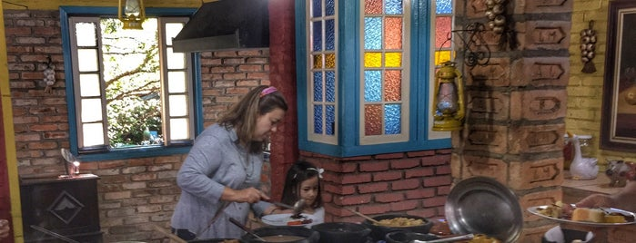 Recanto das Jaboticabeiras is one of My list restaurantes.