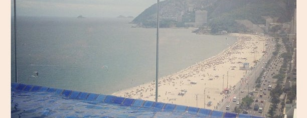Praia Ipanema Hotel is one of Rio.
