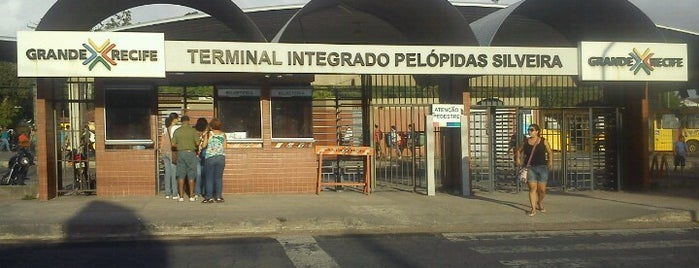 Terminal Integrado Pelópidas Silveira is one of TIMBETALAB.