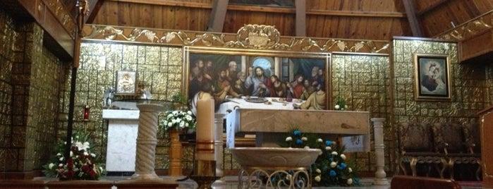 Iglesia Santa Maria Estrella Del Mar is one of Orte, die Carlos gefallen.
